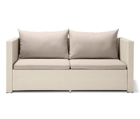 Polyrattan-Sofa Jetzt bestellen unter   moebelladendirektde - gartenmobel polyrattan eckbank