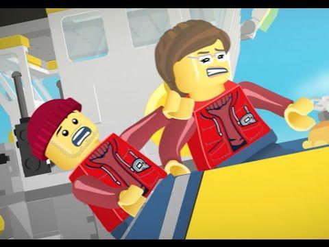 LEGO® City – Movie Mixer Mashup - Slipping the Pole