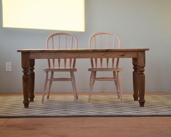 Ana White Build a Farmhouse Play Table