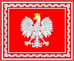 [Flag of the President of Poland]