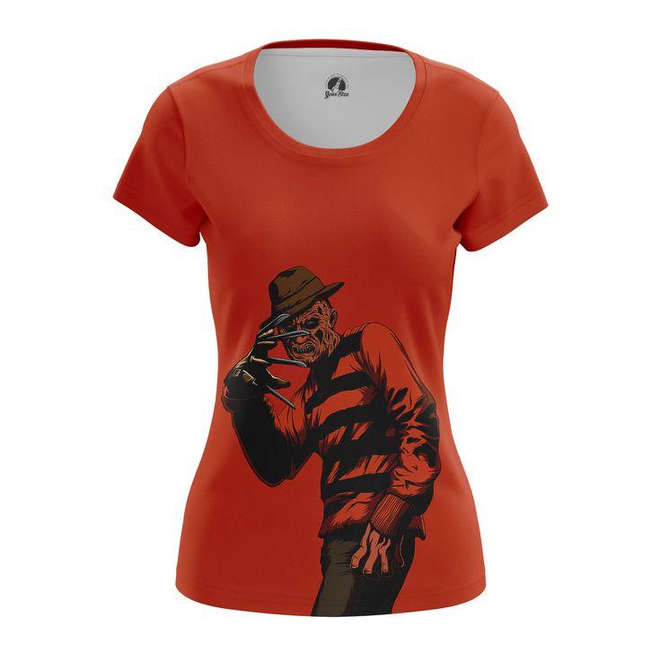 cool Girls T-shirt Krueger A Nightmare on Elm Street Merch Check more at https://idolstore.net/shop/apparels/girls-t-shirt-krueger-a-nightmare-on-elm-street-merch/