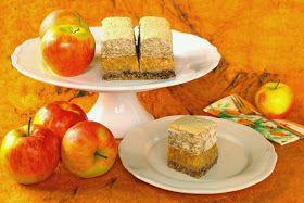 TücsökBogár konyhája: Habos almás-diós sütemény (paleo)