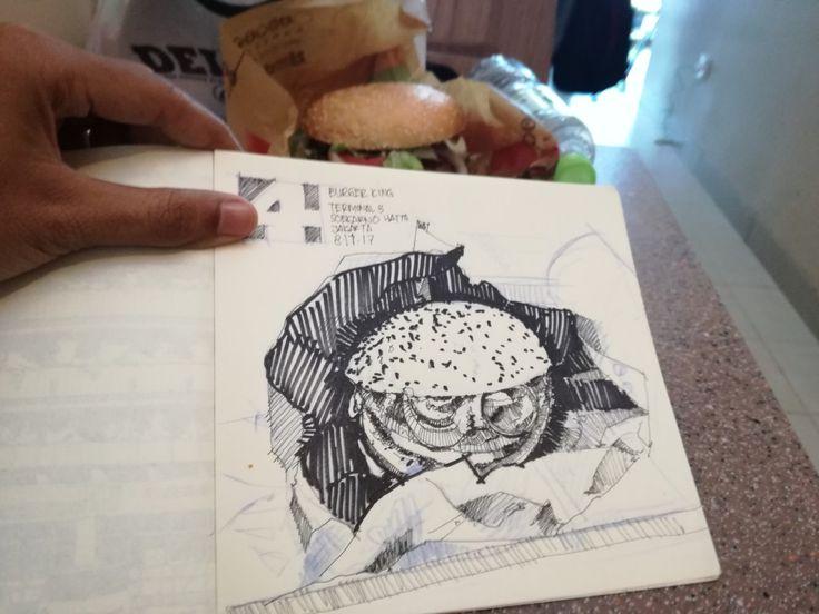 burger king terminal 3 soekarno hatta jakarta