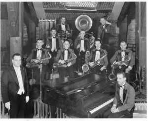 Type of Source: Photograph Date of Origin: 1925 One of the earliest Jazz bands in Canada was the Gilbert Watson Orchestra Band of Toronto. They were knowing for bringing many of the American Creole ideas to Canada and even featured an American trumpeter. (Canadian Encyclopedia)