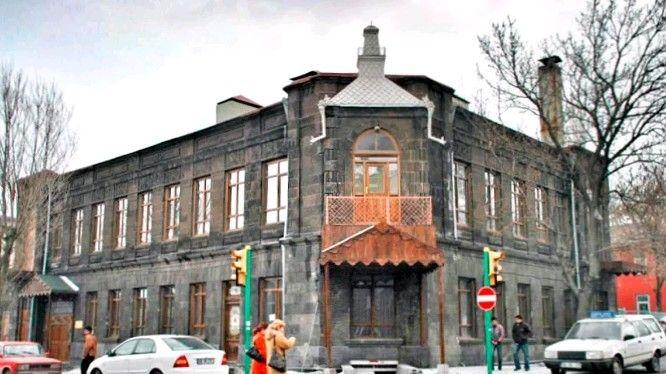 Kafkas üniversite state conservatory-Devlet konservatuvarı-Kars