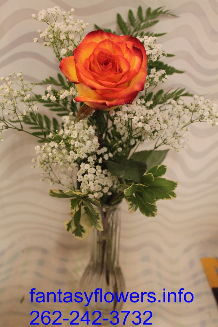 116 best wedding centerpieces images on pinterest diy wedding simple elegant affordable bud vase perfect orange rose 262 242 izmirmasajfo Gallery