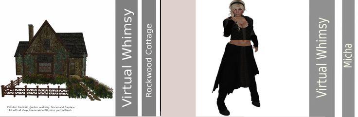 Virtual Whimsy http://maps.secondlife.com/secondlife/POLLICINO/161/128/1885