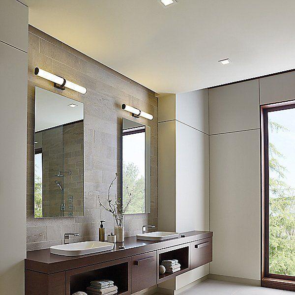 Lifestyle View Contemporary Bathroom Vanity Modern Bathroom Mirrors Modern Bathroom