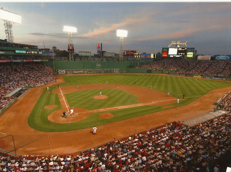 Fenway Park and the 2004 & 2007 World Champion Boston Red Sox!!