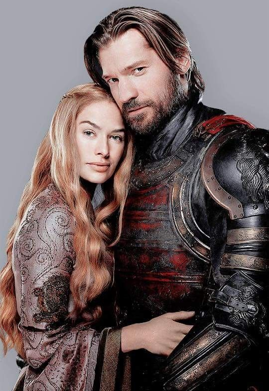 Cersei and Jaime Lannister