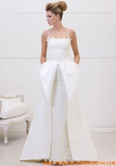 1009  Vestido de Novia  Ana Torres