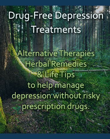 the alternative treatments for adolescent depression What is depression depression is one of the most common types of mental disorders, affecting about 340 million people worldwide interestingly, about half of all cases of depression go undiagnosed and untreated, yet depression is the.