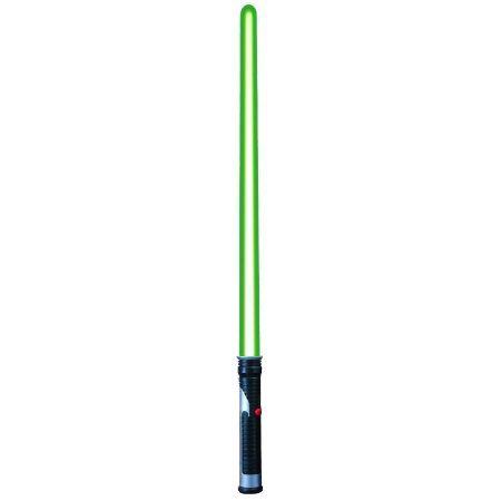 Star Wars Jedi Knight Costume Accessory Lightsaber Toy, Multicolor