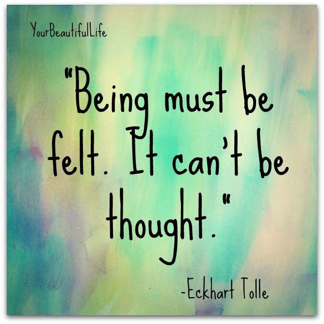 Be :) http://www.tm-women.org/benefits-spirituality-spiritual-growth.html