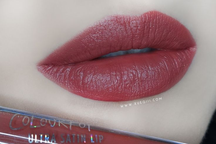 Colourpop Ultra Satin Lip Frick N' Frack Lip Swatch