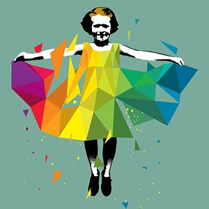 Rainbow Dress <3 Dance with Color <3