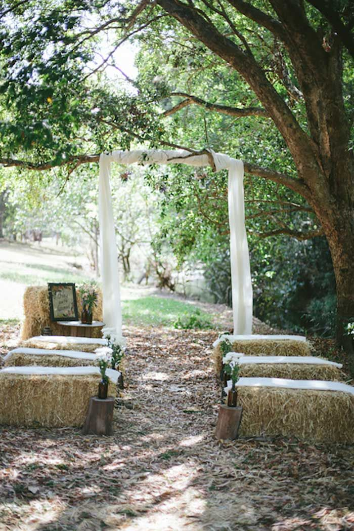 Beautiful Wedding Arbours and Arches