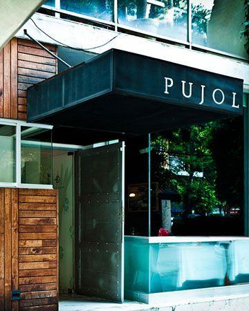 Pujol, Mexico City, # 17 en la lista de los mejores restaurantes del mundo.