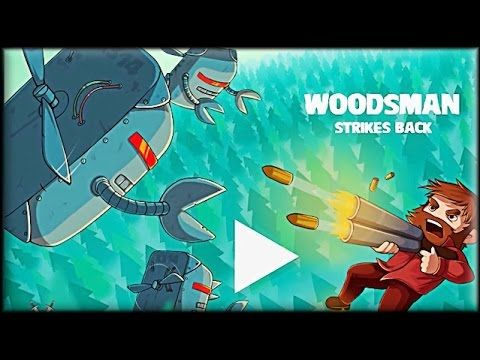 All the forests have been taken by the evil Beaver Cyborg except for one piece of land. Protect your land from the enemies in this survival game called Woodsman Strikes Back. Go to each level and defeat wave after wave of flying robots. Don't let them get through or you will fail. Upgrade your character's stats or buy new powerful weapons. More info and links to play games, you can find it here: http://www.freegamesexplorer.com/games/videos/woodsman-strikes-back/