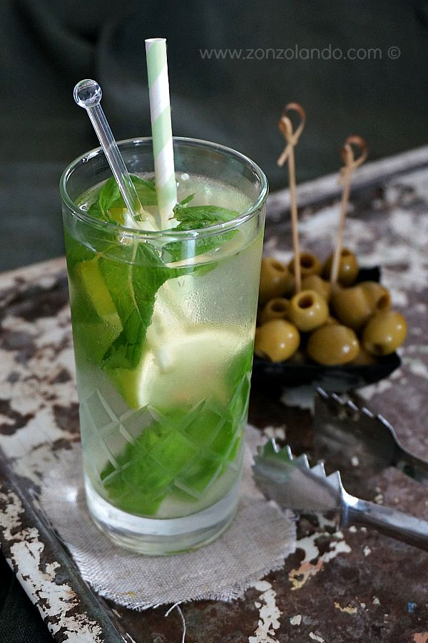 Mojito - Cuban cocktail | From Zonzolando.com