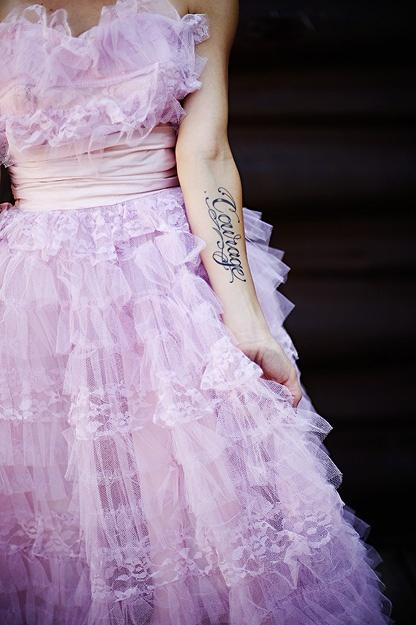 This dress ROCKS!