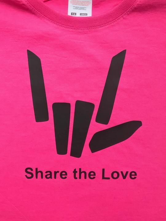 66dde5127 Share the Love men / woman T shirt. Youtuber Stephen Sharer T shirt Graphic  print