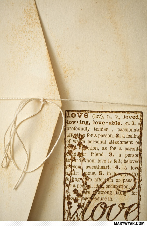 Vintage Wedding Design: Arbors Blue, Kraft Paper, Yellow Vintage, Vintage Weddings, Sepia Tone, Vintage Invitations, Anne Arbors, Invitations Envelopes, Paper Details