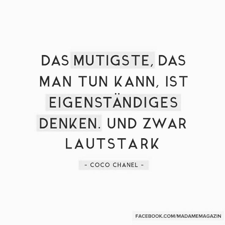 die besten 25 zitate coco chanel ideen auf pinterest coco chanel zitate chanel zitate und. Black Bedroom Furniture Sets. Home Design Ideas