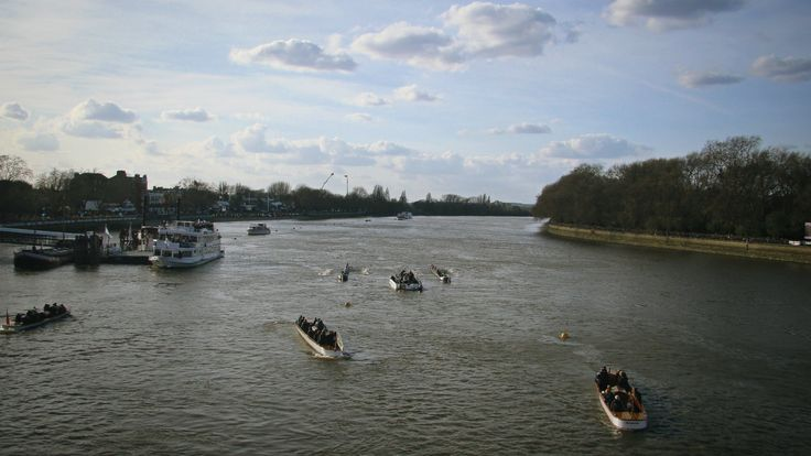 Men's race | The Boat Races 2015