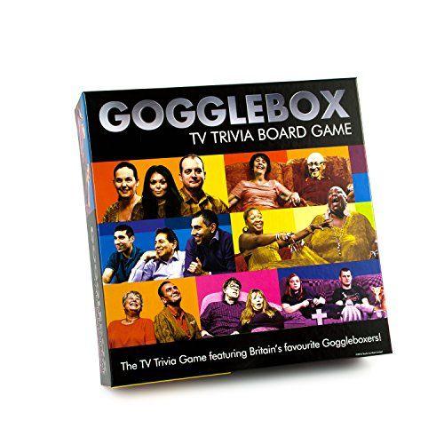 Paul Lamond Gogglebox TV Trivia Board Game No description (Barcode EAN = 5012822048455). http://www.comparestoreprices.co.uk/december-2016-5/paul-lamond-gogglebox-tv-trivia-board-game.asp