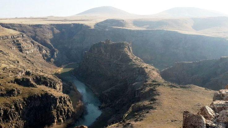 Kizkale @ Ani near Kars Eastern Turkey