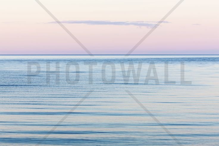 Pink and Blue Dream - Wall Mural & Photo Wallpaper - Photowall