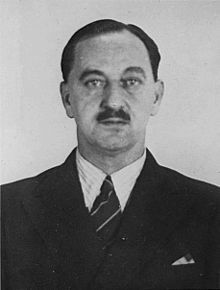 Richard Henry Stevens (9 April 1893 – 12 February 1967) was a major in the British Army and from 1939 Head of the Passport Control Office (PCO) of the British Secret Intelligence Service in the Netherlands. His name is closely associated with the Venlo Incident in 1939