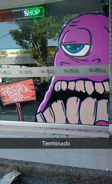 #graffiti #monster #graffiticharacter