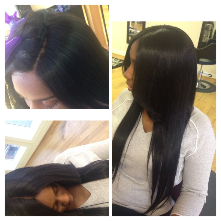 85 best full sew in images on pinterest black little girl sew in with lace closure no hair left out oras hair studio fbi g pmusecretfo Gallery