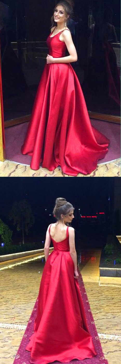 Satin Elegant Sexy Custom Made Charming Prom Dress,Prom Dresses,Prom Dress,Ball Gowns #promdresses #longpromdresses #2018promdresses #fashionpromdresses #charmingpromdresses #2018newstyles #fashions #styles #Cocofashion#Satinpromdress #Backlesspromdress