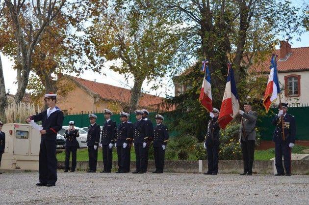 Perpignan/ Caserne Joffre : Préparation Militaire Marine