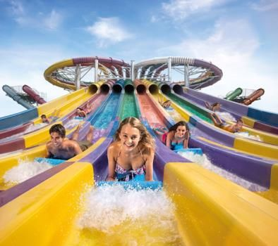 Wet 'n' Wild Sydney (between $50-$70 entry per person .. plus a 2 Hr trip on public transport from City to Park)