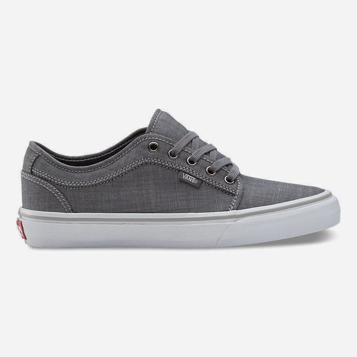 Vans Chukka Low (Chambray) Grey/White  brought2U-find your favourite products