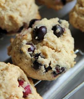 Saskatoon Berry Cookies