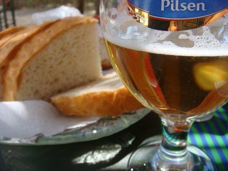 Efes Pilsen Turkish beer