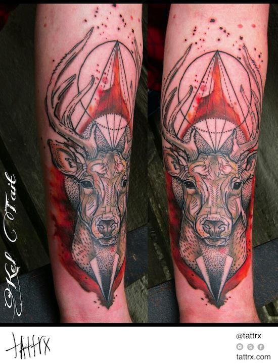 Cool tattoo www.tattoodefender.com #cooltattoo #tattoo #tatuaggio #tattooart #tattooartist #tatuaggi #tattooidea #ink #inked tumblr: keltait