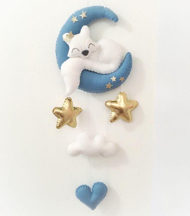 ✨Custom order - Im so in Love with this new blue color ✨ . . . #idaskreativa #barnrum #barnkammare #barnrummet #barnrumsinredning…