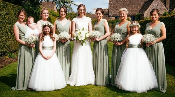 Wedding Magazine - An elegant white-themed spring wedding at Whatley Manor in Wiltshire