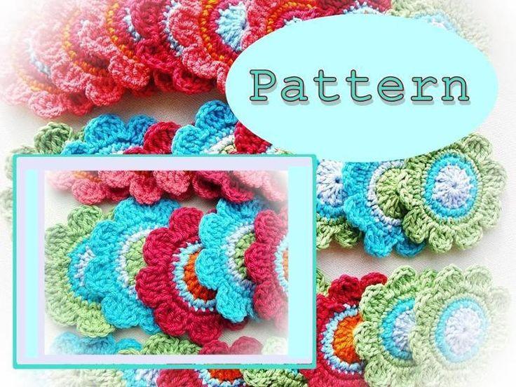 Mejores 353 imágenes de Crochet en Pinterest   Patrones de ganchillo ...
