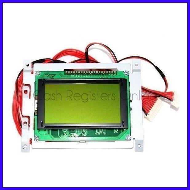 Cash Register Display Screen - Replace Dark Screen
