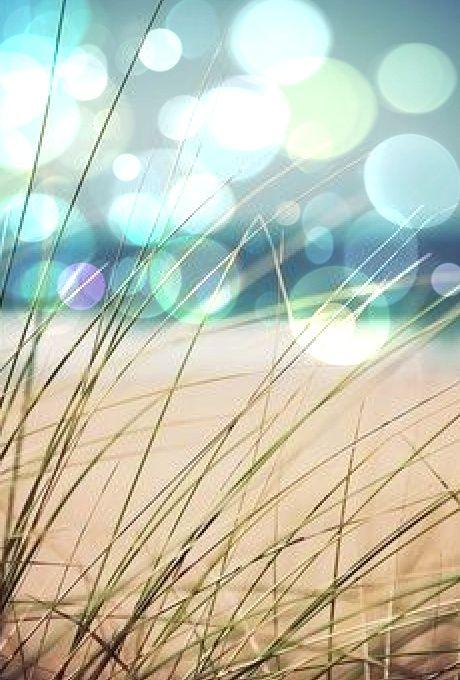 Cashmere Silk Scarf - Bokeh Love Beach Sunset by VIDA VIDA fSHHm94Cp