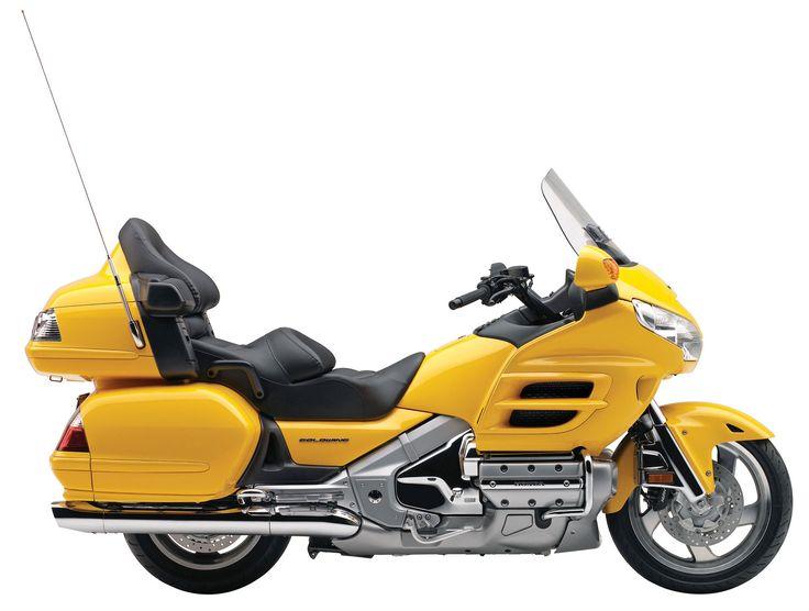 2009 Honda GL1800 Gold Wing