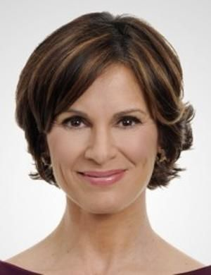 Jounalist/Television Personality ELIZABETH VARGAS - who recently revealed she is a recovering alcoholic.  We're very proud of Elizabeth and wish her the very best.