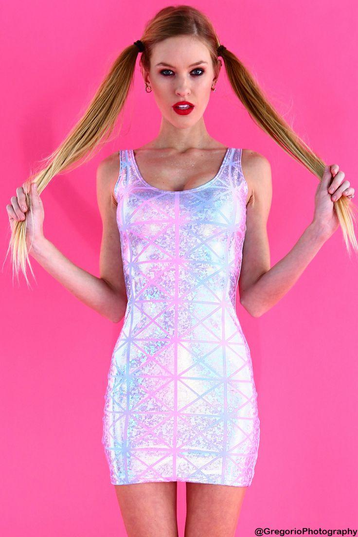 Shiny Disco Ball Dress